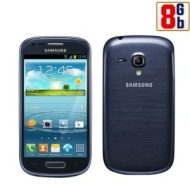 Samsung GT-i8190L Galaxy S3 Mini Blue Factory Unlocked 850/1900/2100 3G