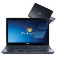 "Acer Aspire 15.6"" LCD, AMD Dual-Core Fusion APU, 4GB RAM, 500GB HDD Laptop"