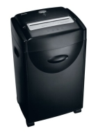 Aurora AS2000CD 20 Sheet Crosscut Paper/Credit Card/CD JAMFREE Shredder with Pullout Basket and Casters