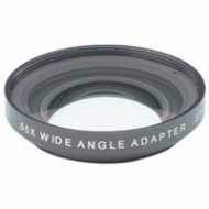 Century Precision Optics DS-55WA-58 0.55x Reversible Wide Angle Adapter Lens 0DS-55WA-58