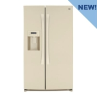 Kenmore Elite 26.5 cu. ft. Side-by-Side Refrigerator (5107)
