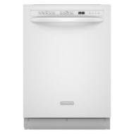 "KitchenAid Superba EQ Series 24"" Built-In Dishwasher (KUDE40CV)"