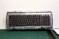 Saitek PK19Utp Expression Keyboard (Thistle Print)
