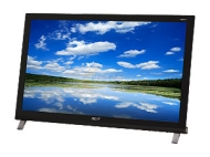 "Acer T231H bmid Black 23"" Full HD HDMI Touch Screen Monitor w/Speakers 300 cd/m2 ACM 80,000:1 (1,000:1)"