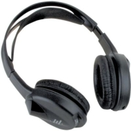 BOSS HP-10 - Headphones ( semi-open ) - wireless - infrared