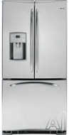 GE Freestanding Bottom Freezer Refrigerator PFSF2MJX