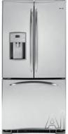 GE Freestanding Bottom Freezer Refrigerator PFSF2MJX