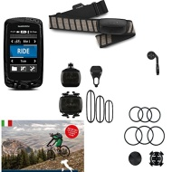 Garmin Edge 810 Cycling Computer GPS Device with Case and Warranty Bundle  Includes GPS UltraCompact Carrying Case Three Year Additional Warranty Cert