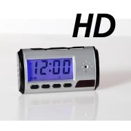 HD SpyCam * avertisseur réveil Espion integral caméra * montre chrono * 1280x960 pixel vidéo * DVR DV * espionnage * numérique * camcorder * 1600x