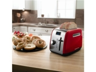 KitchenAid Empire Red Manual Toaster