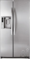LG Freestanding Side-by-Side Refrigerator LSC27931