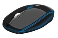 Lindy 20586 Souris optique USB/PS/2 Gris