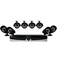 Night Owl Poseidon-DVR10 8-CH Network DVR