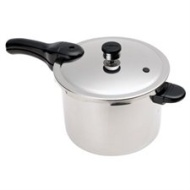 National Presto Aluminum Pressure Cookers