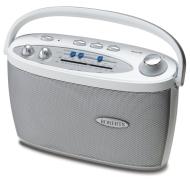 Roberts Classic997 3 Band LW/MW/FM Portable Radio - White