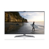 "Samsung UE40ES7000Q 40"" Full HD 3D compatibility Smart TV Wi-Fi Black"