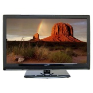 "Supersonic 24"" LED HDTV with Built-In DVD Player - 97076168M"
