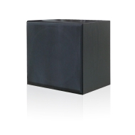 Technical Pro SW-1501 15-Inch Powered (Active) 1250 Watt Subwoofer (Single, Black)
