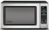 "Whirlpool 23"" Counter Top Microwave GT4175SP"