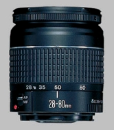 Canon EF 28-80mm f/3.5-5.6 I