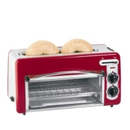 Hamilton Beach 2-Slice Toastation - Red