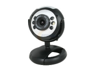 IMC ZB029 2.0 M Effective Pixels USB 2.0 WebCam with Mic