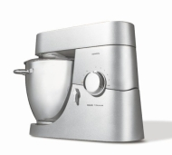 Kenwood Chef Major Titanium KM023 Kitchen Machine Mega Pack, 6.7 Litre, 1500 W (Titanium)
