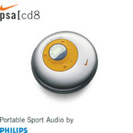 Philips Nike PSA CD8