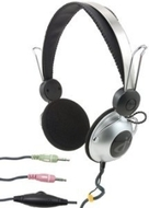 ADRENALINE 79933 MusicMedia PC Headset With Built-In Microphone 79933