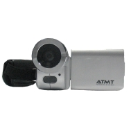 ATMT DVC-3060 Digital Video Camera 3MP with 1.5 inch Colour Screen - Silver