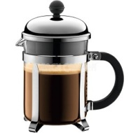 Bodum Chambord 4 cup 17 oz. French Press Coffee Maker - Chrome