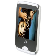 "GPX 8GB Video/MP3 Player with 2.8"" Touch Screen"