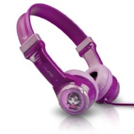 JLab Kid's Volume Limiting Headphones For Kindle Fire - Purple