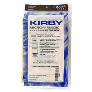 Kirby G4 & 5 Micron Magic Filtration Paper Bags