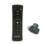 MINIX NEO A2 2,4 GHz trådløs Air Mouse - mikrofon, højttaler, 10 meters rækkevidde