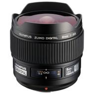 Olympus 8mm f3.5 Zuiko Digital Fisheye Lens USA WARRANTY
