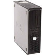 Refurbished Dell 745 Desktop PC with Intel Core 2 Duo Processor, 4GB Memory, 250GB Hard Drive and Windows 7 Professional (Monitor Not Included)