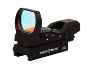 Sightmark Sure Shot Reflex Sight - Choose Color, Black (SM13003B)