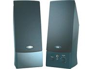 Cyber Acoustics 1.5 Watt 2-Piece Desktop Speaker System