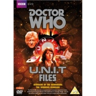 Doctor Who: U.N.I.T Files Box Set (3 Discs)