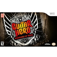 Guitar Hero: Warriors of Rock, Super Bundle, Wii