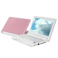 "Mirus Mirus Intel Atom 270, 10.2"", 1GB, Netbook - Pink"