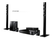 HT-E5500W Home Theater System (5.1 Speakers, 1000 Watts, 1080p Upscaling, Blu-ray Player)