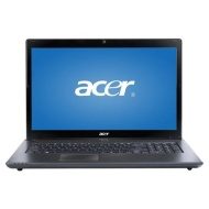 "Acer Aspire AS7560-SB416 w/ Quad Core A6-3400, 4GB RAM, 500GB HDD, 17.3"" Win 7 (Black)"