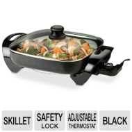Brentwood SK- 65 12 in. Electric Skillet