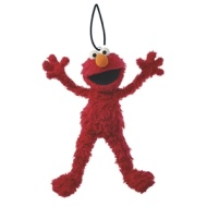 Car Air Freshener - Sesame Street (Elmo)