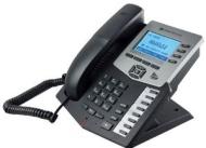 Cortelco IP Phones SIP 2.0 Corded Executive IP Phone with 8 DSS ITT-C62