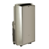 EdgeStar Designer 14,000 BTU Portable Air Conditioner & Heater – Stainless Steel
