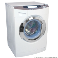 Haier Ventless Front Load Washer Dryer Combo - 13 lb. Capacity