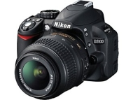Nikon D3100 Digital SLR Camera w/ 18-55mm Zoom-NIKKOR VR Lens Kit
